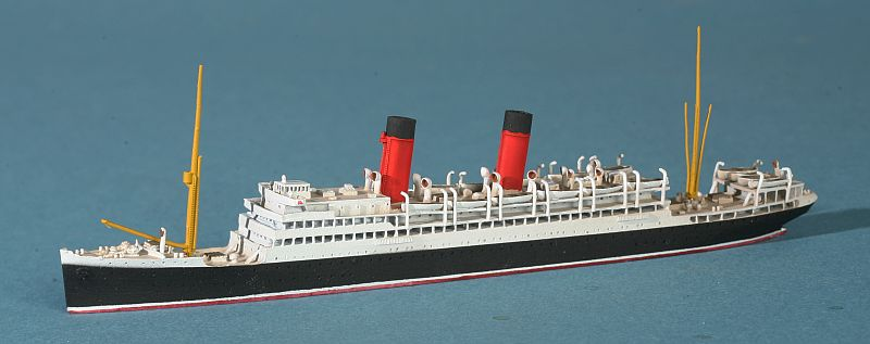 Royal George Cunard